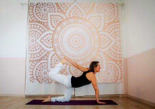 Caracol Yoga in Azienda Roma