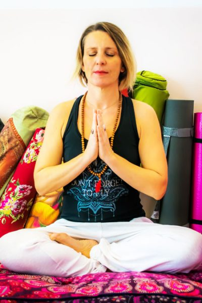 Tullia Troisi Yoga in Azienda