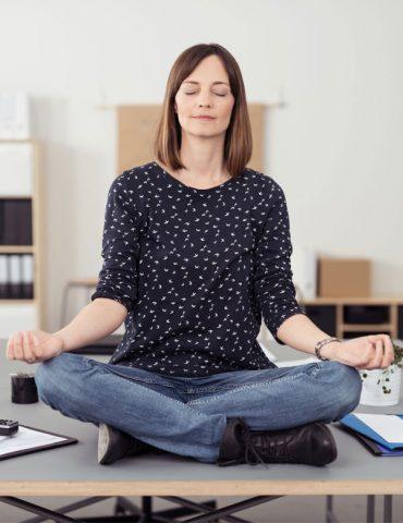 Yoga in Azienda Benefici